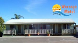 Warrego Motel - Accommodation Airlie Beach