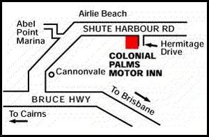 Colonial Palms Motor Inn