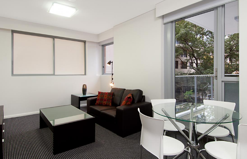 Astra Apartments Parramatta - Accommodation Airlie Beach