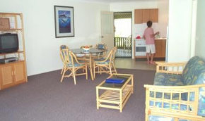 Milky Way Villas - Accommodation Airlie Beach