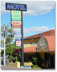 City Sider Motor Inn - Accommodation Airlie Beach