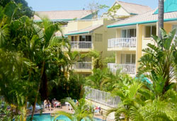 Cascade Gardens Apartments - Accommodation Airlie Beach