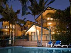 Karana Palms Resort - Accommodation Airlie Beach