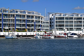 Bluewater Point Resort - Accommodation Airlie Beach