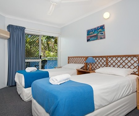Marina Terraces Holiday Apartments - Accommodation Airlie Beach
