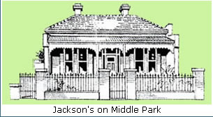 Jackson's On Middle Park - Accommodation Airlie Beach