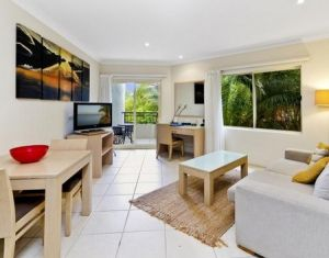 Terrigal Sails Serviced Apartments - Accommodation Airlie Beach