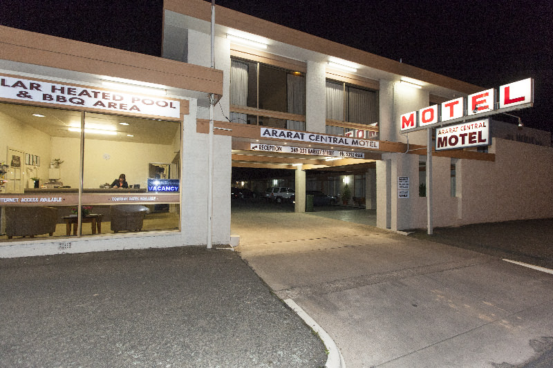 Ararat central motel - Accommodation Airlie Beach