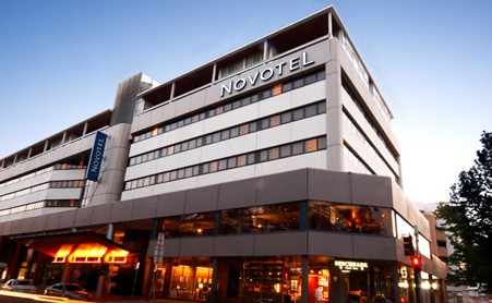 Novotel Canberra - Accommodation Airlie Beach