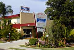 Ipswich City Motel - Accommodation Airlie Beach