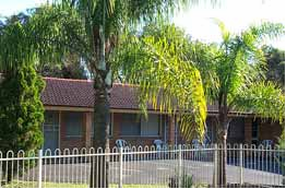 Central Coast Motel - Accommodation Airlie Beach