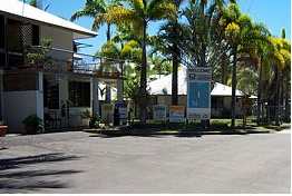 Wanderers Holiday Village At Lucinda - Accommodation Airlie Beach