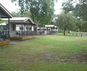 Beachfront Caravan Park - Accommodation Airlie Beach