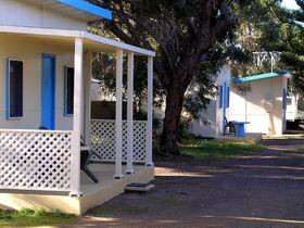 Kingscote Nepean Bay Tourist Park And Parade Units - Accommodation Airlie Beach