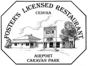 Ceduna Airport Caravan Park - Accommodation Airlie Beach