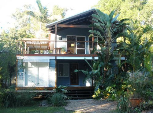 Coochiemudlo Island Family Beach House