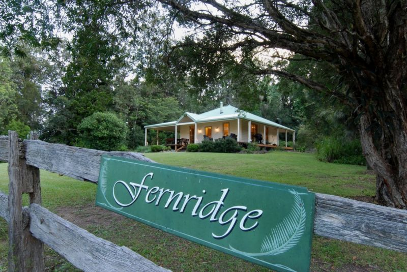 Fernridge Farm Cottage - Accommodation Airlie Beach
