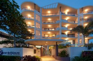 Meridian Alex Beach Apartments - Accommodation Airlie Beach