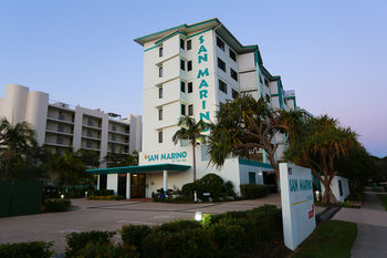 San Marino By The Sea Apartments - Accommodation Airlie Beach