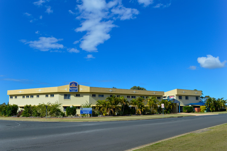 BEST WESTERN Boulevard Lodge - Accommodation Airlie Beach