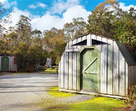 Discovery Holiday Parks Cradle Mountain Cosy Cabins - Accommodation Airlie Beach