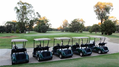 Deniliquin Golf Leisure Resort - Accommodation Airlie Beach