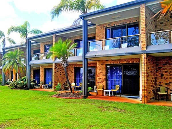 Bribie Waterways Motel - Accommodation Airlie Beach
