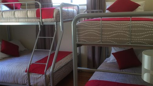 Jamel Lodge - Accommodation Airlie Beach