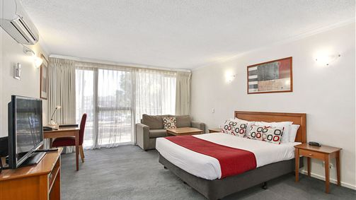 Quality Inn and Suites Knox - Accommodation Airlie Beach