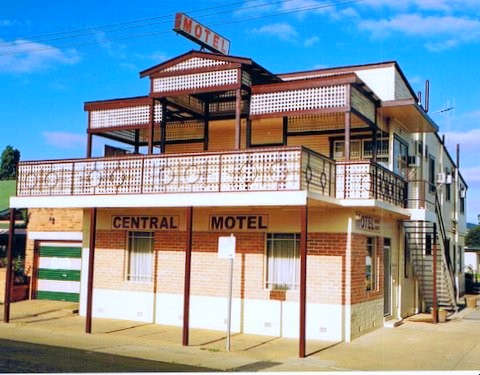 Central Motel - Accommodation Airlie Beach