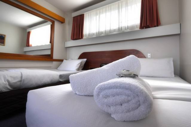 City View Motel  Hobart - Accommodation Airlie Beach