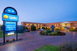 Comfort Inn  Suites King Avenue - Accommodation Airlie Beach
