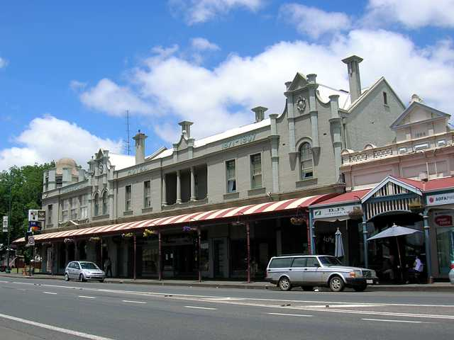 Commercial Hotel Camperdown - Accommodation Airlie Beach