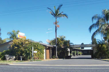 Countryman Motel - Accommodation Airlie Beach