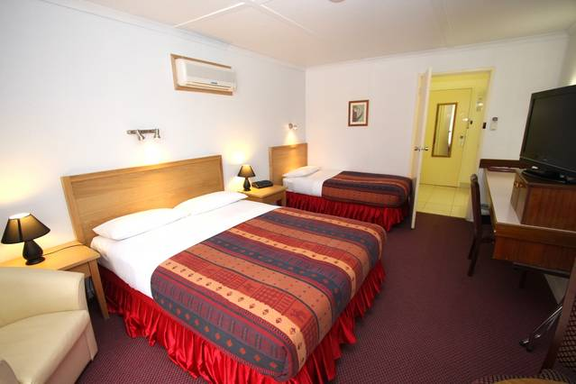 Econo Lodge Statesman Ararat - Accommodation Airlie Beach