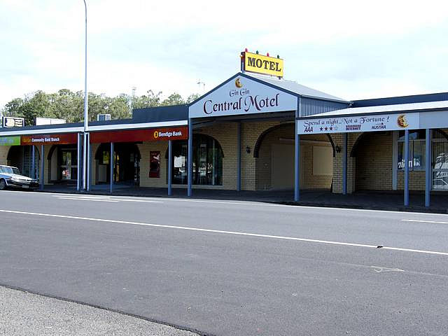 Gin Gin Central Motel - Accommodation Airlie Beach