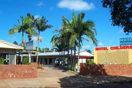 Motel Childers - Accommodation Airlie Beach