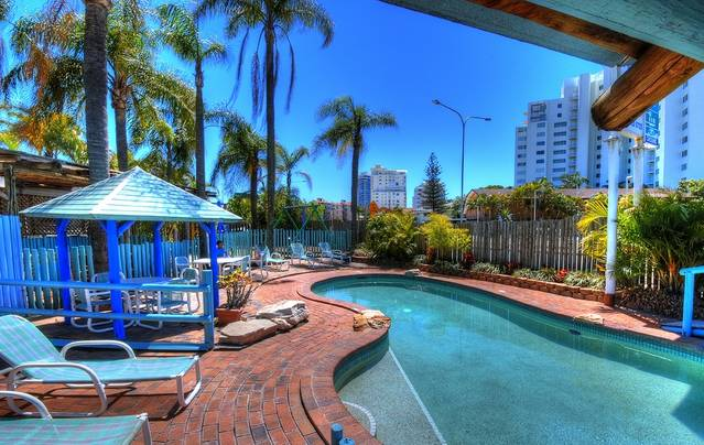 Southport Tourist Park - Accommodation Airlie Beach
