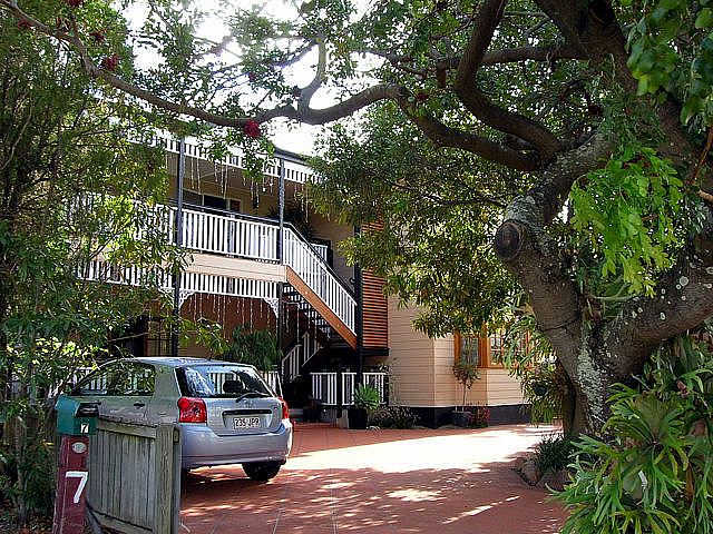 Warrawee Bed  Breakfast - Accommodation Airlie Beach
