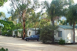Yallakool Caravan Park on Bjelke-Petersen Dam - Accommodation Airlie Beach