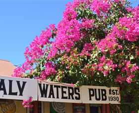 Daly Waters Historic Pub - Accommodation Airlie Beach