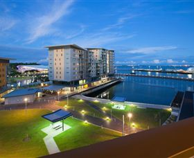 Darwin Holiday Apartments - Accommodation Airlie Beach