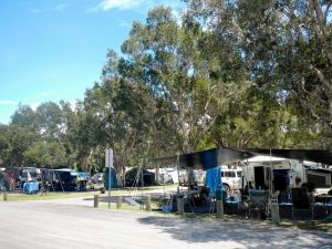 Diamond Head campground - Accommodation Airlie Beach