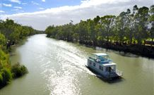 Edward River Houseboats - Accommodation Airlie Beach