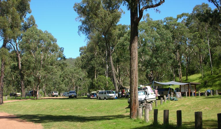 Washpools campground - Accommodation Airlie Beach