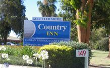 Barooga Country Inn Motel - Barooga - Accommodation Airlie Beach