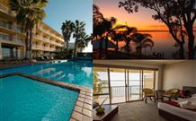 Beachcomber Hotel and Conference Centre - Toukley - Accommodation Airlie Beach