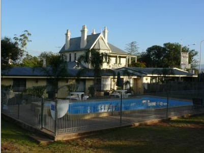 Airlie House Motor Inn - Accommodation Airlie Beach