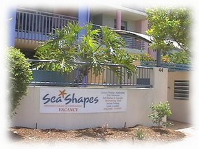 Seashapes Holiday Apartments - Accommodation Airlie Beach