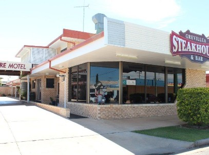Biloela Centre Motel - Accommodation Airlie Beach